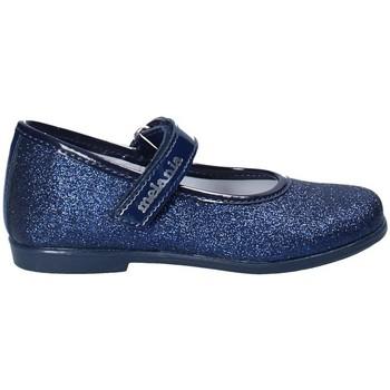 Čevlji  Deklice Balerinke Melania ME1052B8E.C Modra
