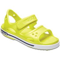 Čevlji  Otroci Sandali & Odprti čevlji Crocs 14854 Rumena
