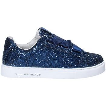 Čevlji  Otroci Nizke superge Silvian Heach SH-S18-6 Modra