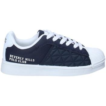 Čevlji  Dečki Nizke superge Beverly Hills Polo Club BH-2023 Modra