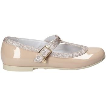 Čevlji  Deklice Balerinke Melania ME6109F8E.A Roza