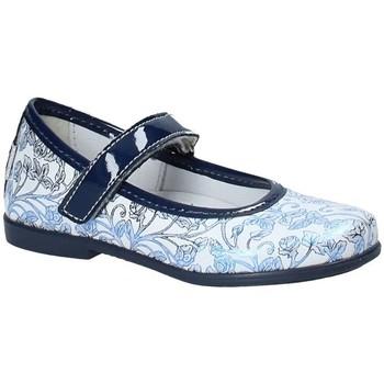 Čevlji  Deklice Balerinke Melania ME1172B8E.C Biely