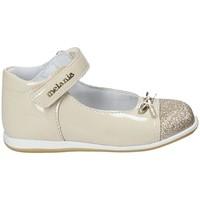 Čevlji  Deklice Balerinke Melania ME0110A8E.B Bež