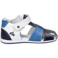 Čevlji  Otroci Sandali & Odprti čevlji Melania ME0811A8E.A Modra