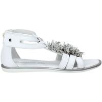Čevlji  Deklice Sandali & Odprti čevlji Melania ME6092F8E.C Biely