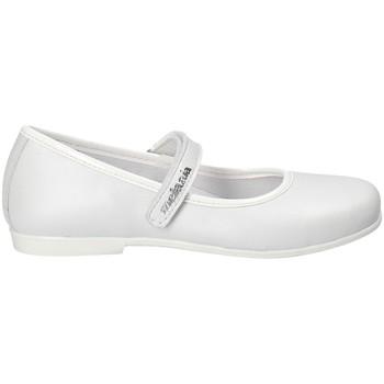 Čevlji  Deklice Balerinke Melania ME2022D8E.B Biely