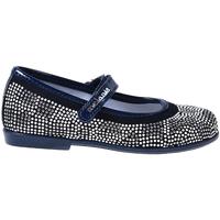Čevlji  Deklice Balerinke Melania ME2194D8E.A Modra