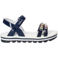 Čevlji  Deklice Sandali & Odprti čevlji Melania ME4162D8E.A Modra