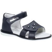 Čevlji  Deklice Sandali & Odprti čevlji Melania ME8131B8E.A Modra