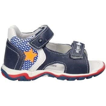 Čevlji  Otroci Sandali & Odprti čevlji Melania ME8169B8E.A Modra