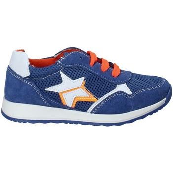 Čevlji  Dečki Nizke superge Melania ME2153D8E.B Modra