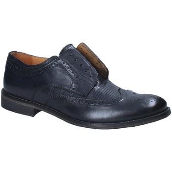 Čevlji  Moški Čevlji Derby Exton 9434 Modra