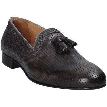 Čevlji  Moški Mokasini Exton 1059 Siva