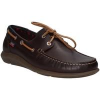 Čevlji  Moški Mokasini & Jadralni čevlji CallagHan 14400 Rjav