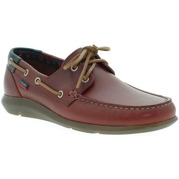 Čevlji  Moški Mokasini & Jadralni čevlji CallagHan 14400 Rdeča