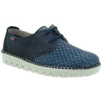 Čevlji  Moški Čevlji Derby CallagHan 14502 Modra