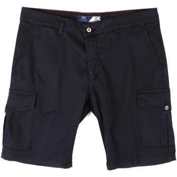 Oblačila Moški Kratke hlače & Bermuda Sei3sei PZV130 81408 Modra