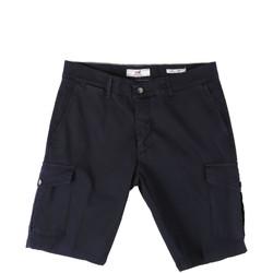 Oblačila Moški Kratke hlače & Bermuda Sei3sei PZV130 8157 Modra