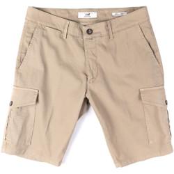Oblačila Moški Kratke hlače & Bermuda Sei3sei PZV130 8157 Bež
