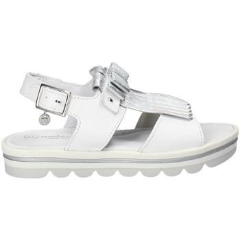 Čevlji  Deklice Sandali & Odprti čevlji Melania ME4149D8E.A Biely
