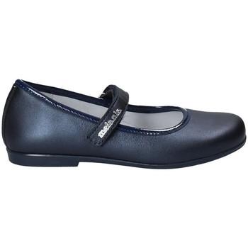 Čevlji  Deklice Balerinke Melania ME2022D8E.A Modra