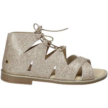 Čevlji  Deklice Sandali & Odprti čevlji Melania ME6275F8E.B Rumena