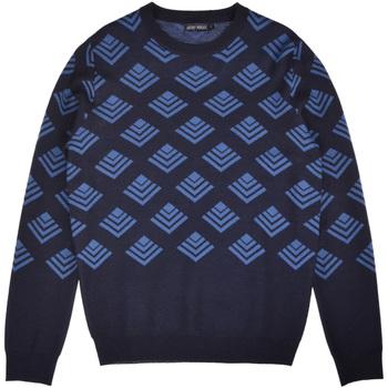 Oblačila Moški Puloverji Antony Morato MMSW00859 YA400006 Modra