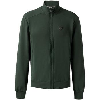 Oblačila Moški Puloverji Ea7 Emporio Armani 6ZPM78 PJP7Z Zelena