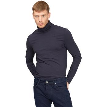 Oblačila Moški Puloverji Gas 300177 Modra