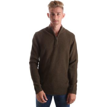 Oblačila Moški Puloverji Gas 561974 Zelena