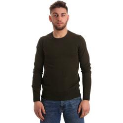 Oblačila Moški Puloverji Gaudi 821BU53003 Zelena