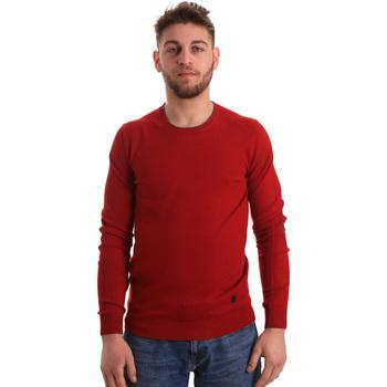 Oblačila Moški Puloverji Gaudi 821BU53003 Rdeča
