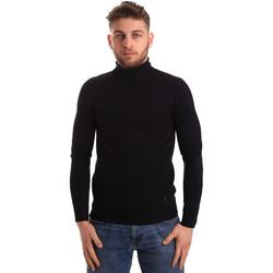 Oblačila Moški Puloverji Gaudi 821BU53016 Modra