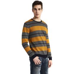 Oblačila Moški Puloverji Gaudi 821BU53017 Siva