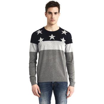 Oblačila Moški Puloverji Gaudi 821BU53029 Siva