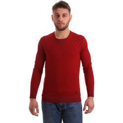 Oblačila Moški Puloverji Gaudi 821BU53036 Rdeča