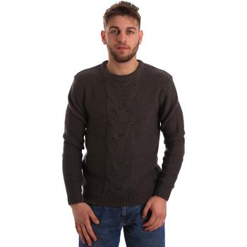 Oblačila Moški Puloverji Gaudi 821BU53042 Siva