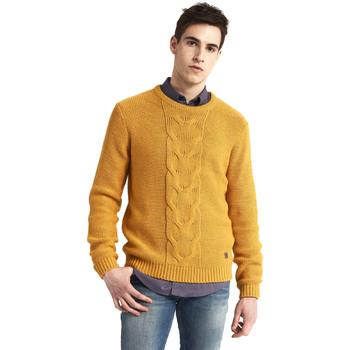 Oblačila Moški Puloverji Gaudi 821BU53042 Rumena