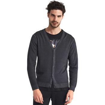 Oblačila Moški Telovniki & Jope Gaudi 821FU53003 Siva