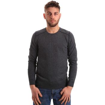 Oblačila Moški Puloverji Gaudi 821FU53008 Siva