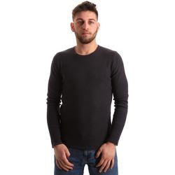 Oblačila Moški Puloverji Gaudi 821FU53016 Siva