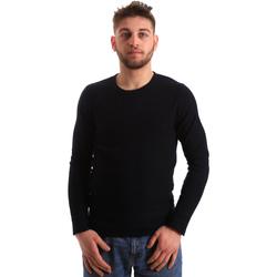 Oblačila Moški Puloverji Gaudi 821FU53016 Modra