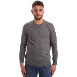 Oblačila Moški Puloverji Gaudi 821FU53080 Siva