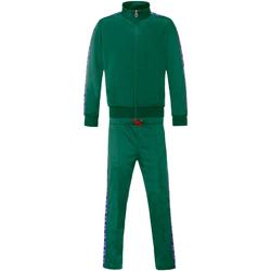 Oblačila Moški Trenirka komplet Invicta 4435103/U Zelena
