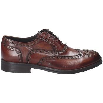 Čevlji  Moški Čevlji Derby Exton 5358 Rjav