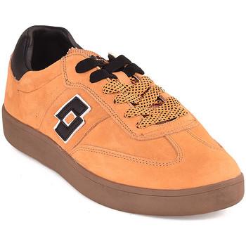 Čevlji  Moški Nizke superge Lotto T7369 Oranžna