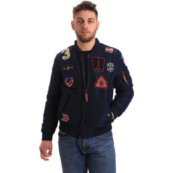 Oblačila Moški Jakne U.S Polo Assn. 50353 52252 Modra