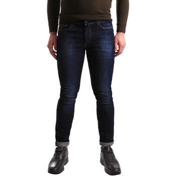 Oblačila Moški Jeans skinny U.S Polo Assn. 50780 51321 Modra