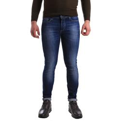Oblačila Moški Jeans skinny U.S Polo Assn. 50778 51321 Modra
