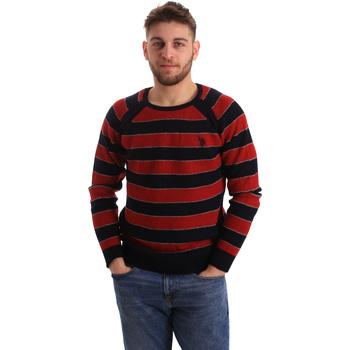 Oblačila Moški Puloverji U.S Polo Assn. 50544 49284 Rdeča